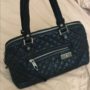 LAMB quilted leather handbag